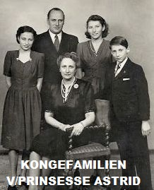 Kongefamilien