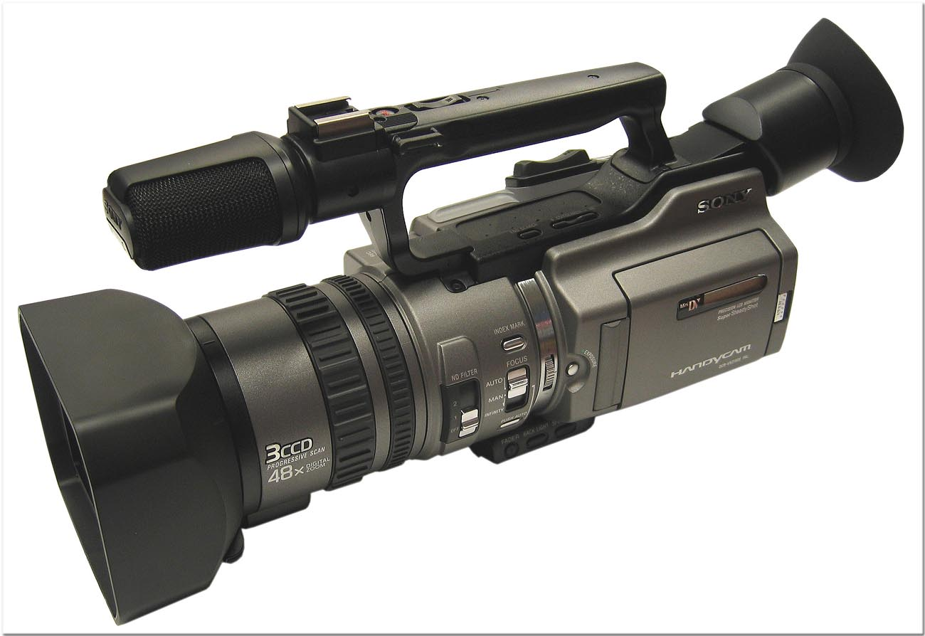 Sony  VX-2100.