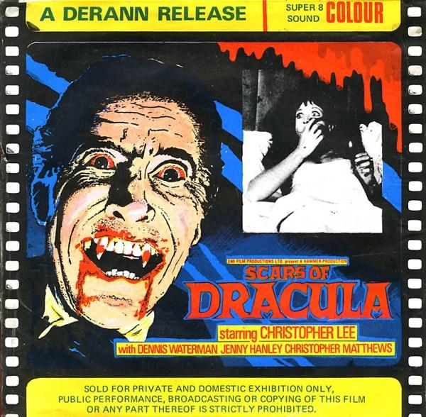 Scars of Dracula, Derann